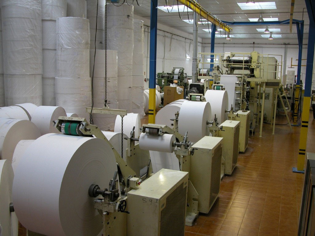 Tissue Machines